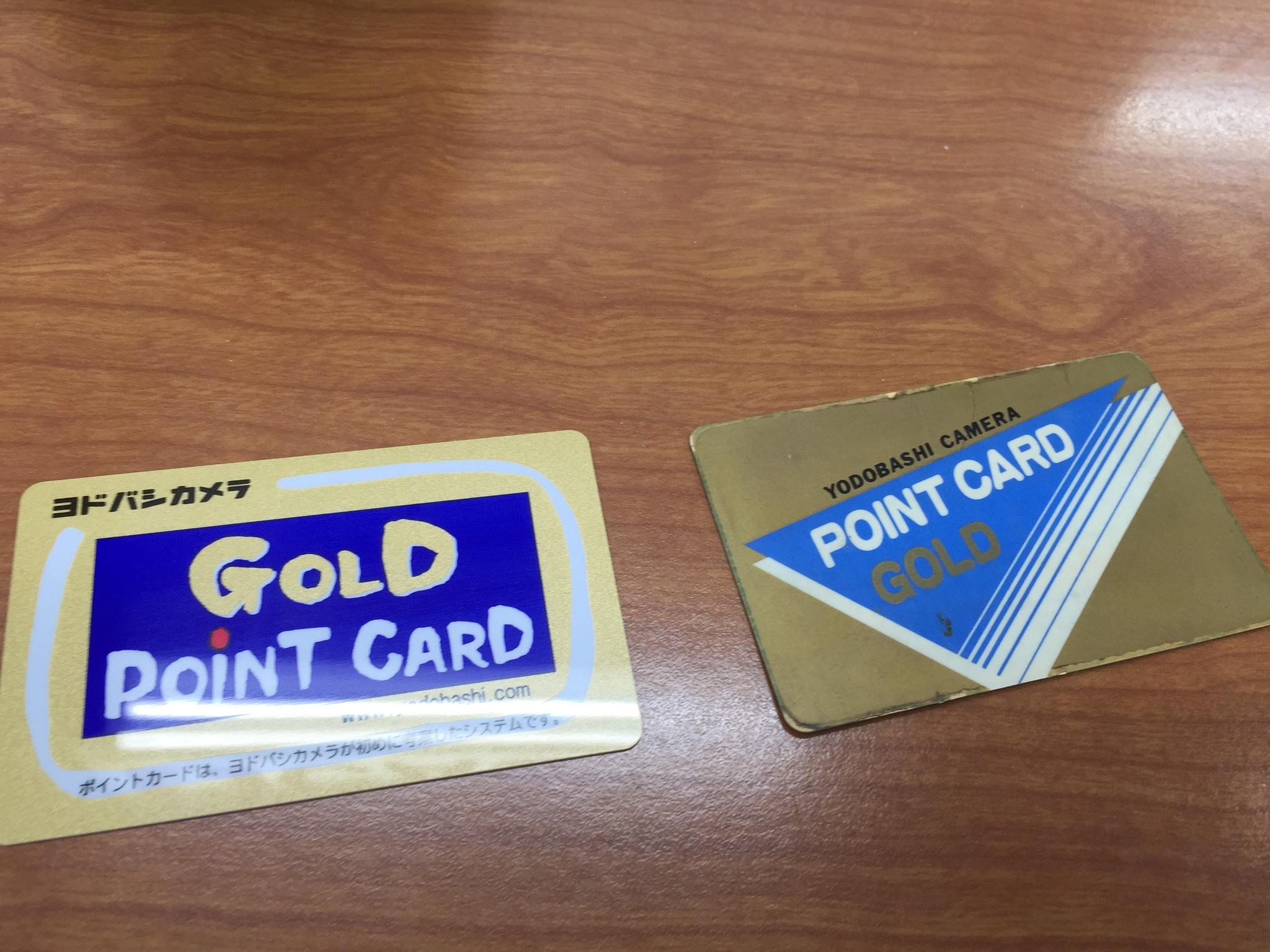 ゴールド カード カメラ ヨドバシ ポイント